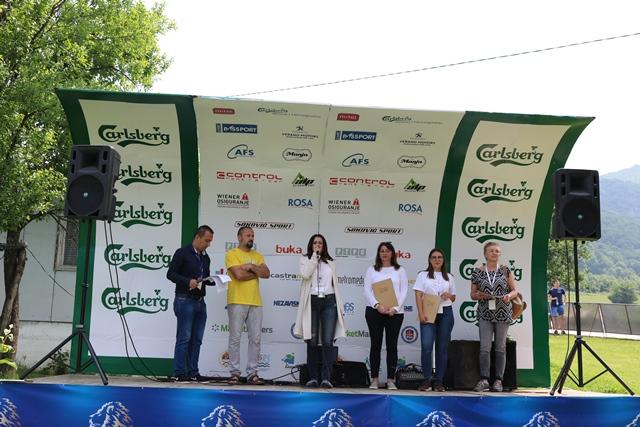 Otvoren  Prvi  Festival za bicikliste, porodicu i ljubitelje aktivnog života u Peckoj