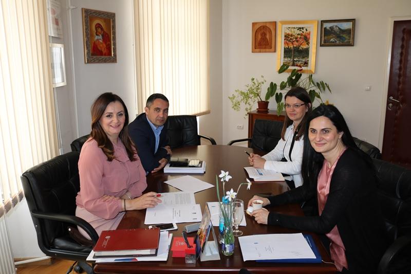 Начелница општине Мркоњић Град потписала Протокол о сарадњи