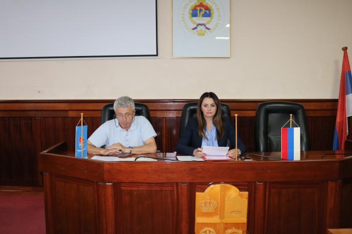 Одржан састанак Општинског штаба за ванредне ситуације