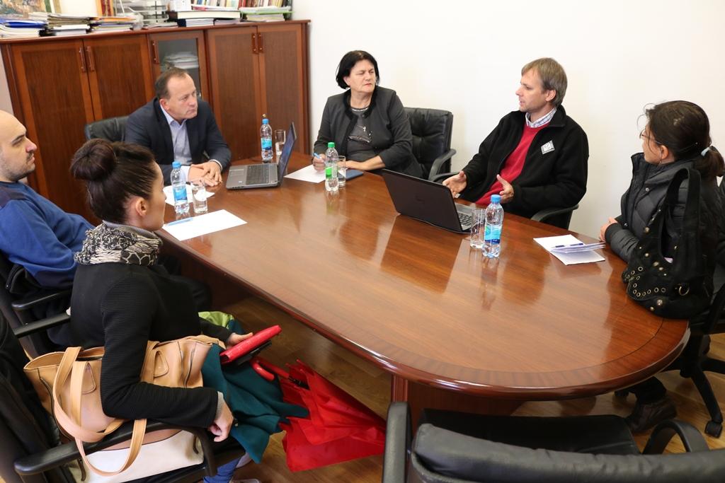 Састанак општине Мркоњић Град  са једном од водећих Европских организација