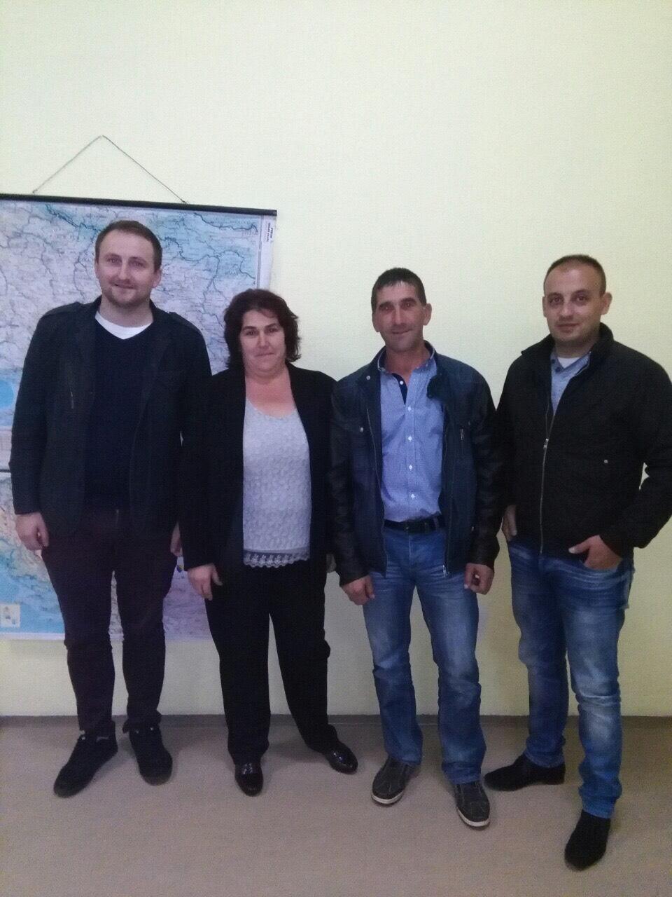 Бојан Убовић изабран за предјседника МЗ Мајдан