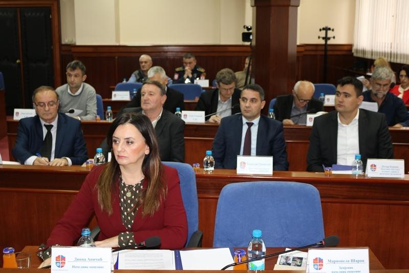 Извјештај са једанаесте сједнице Скупштине општине Мркоњић Град
