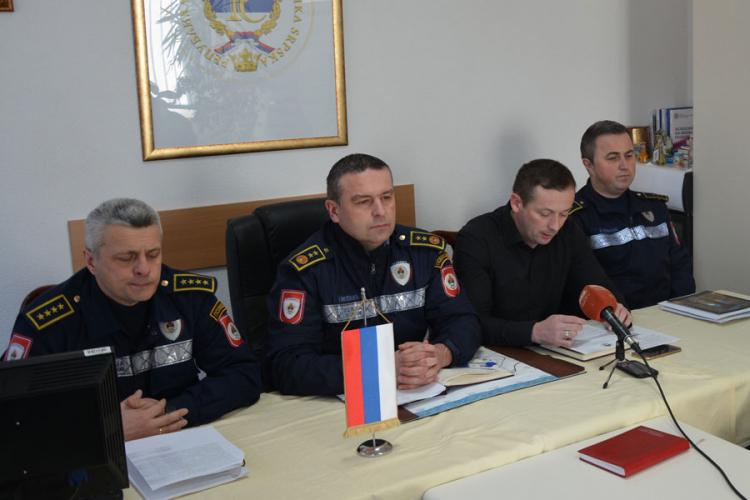 ПУ Мркоњић Град: Ниједно разбојништво прошле године