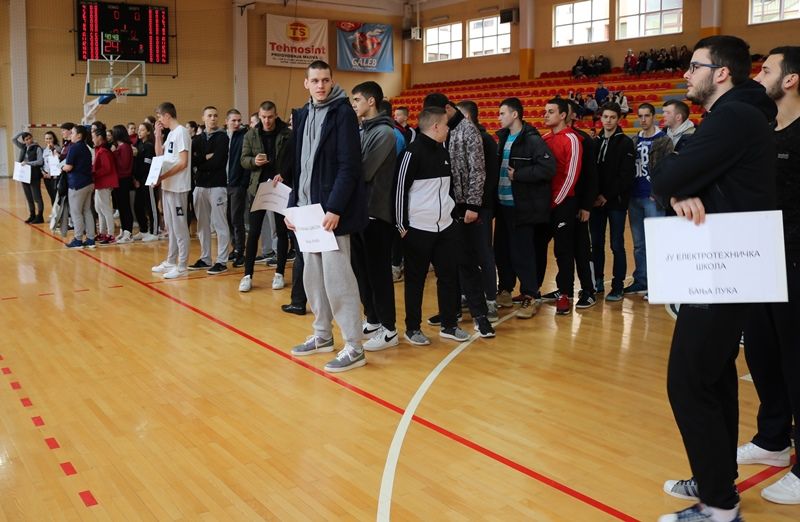 Одиграно регионално такмичење за ученике средњих школа