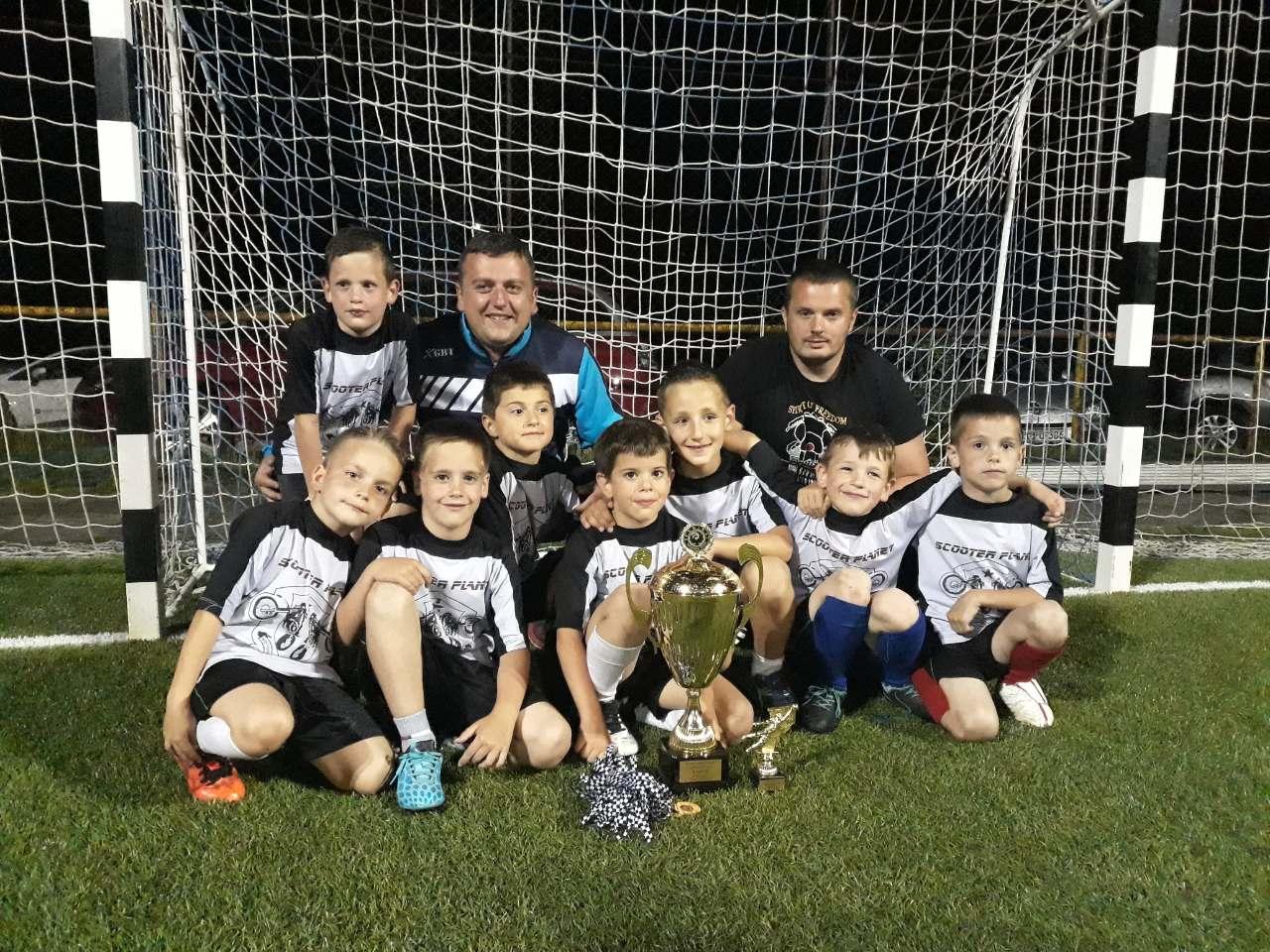 fudbaleri ''Montevidea'' osvojili zlato na ''FENIKS KUPU''