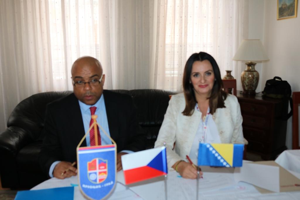 Потписан меморандум о сарадњи са Чешком