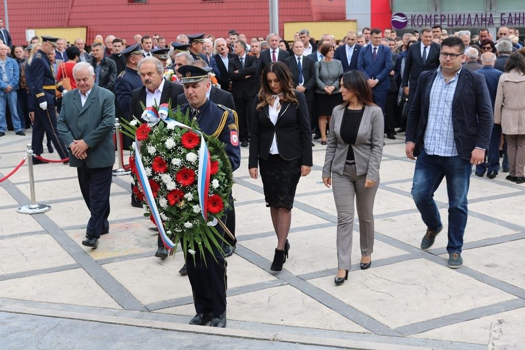 Обиљежене 22 године од страдања Срба западне Крајине
